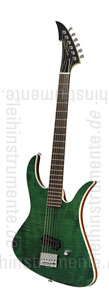 zur Detailansicht E-Gitarre MGH GUITARS Blizzard Beast Standard Supreme - dark green + Softcase - made in Germany