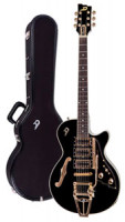 E-Gitarre DUESENBERG STARPLAYER TV CUSTOM + Custom Line Case