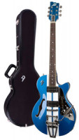E-Gitarre DUESENBERG STARPLAYER TV ALLIANCE - MIKE CAMPBELL LTD + Custom Line Case