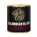 Willie`s Kakao 100% - COLOMBIAN BLACK - LOS LLANOS - 180g Block zum Raspeln