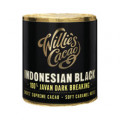 Willie`s Kakao 100% - INDONESIAN BLACK - JAVAN DARK BREAKING - 180g Block zum Raspeln