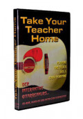 Gitarrenkurs TAKE YOUR TEACHER HOME - Playing the Blues, Vol1: Easy Comping - PC CD