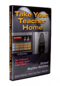 Beatsoftware TAKE YOUR TEACHER HOME - Virtual Rhythm Machine - PC CD-ROM